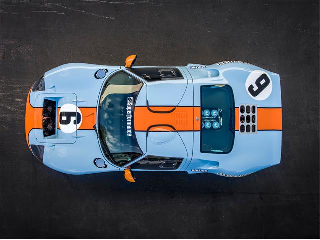 2016 Superformance GT 40 MK I | 909731
