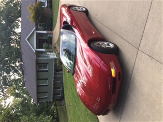 2001 Chevrolet Corvette | 900974