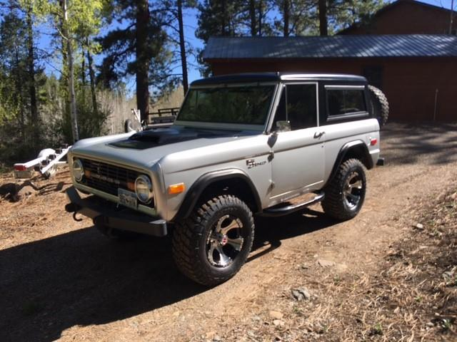 1972 Ford Bronco | 909749