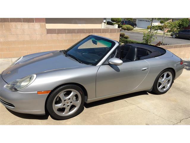 2000 Porsche 911 Carrera | 909751