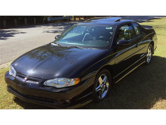 2004 Chevrolet Monte Carlo SS | 909755