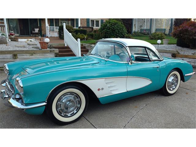 1960 Chevrolet Corvette | 909760