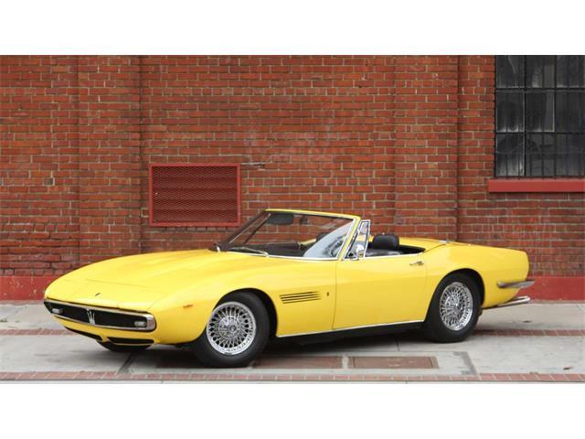 1969 Maserati Ghibli 4.9 | 909762