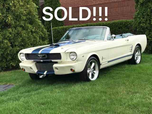 Picture of '66 Mustang located in ILLINOIS - $32,995.00 - JHZC