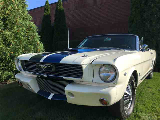 1966 Ford Mustang | 909768