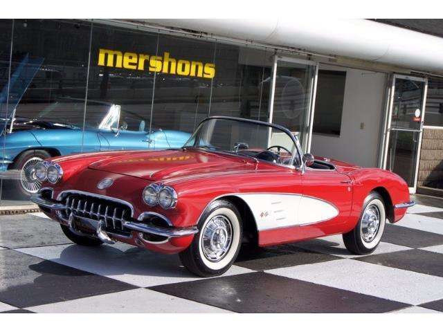 1959 Chevrolet Corvette | 909787