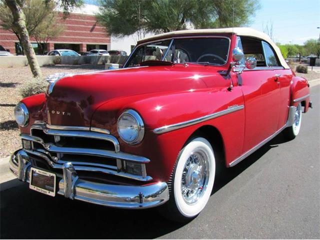 1950 Plymouth Deluxe | 900098