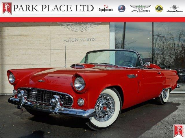 1956 Ford Thunderbird | 909801
