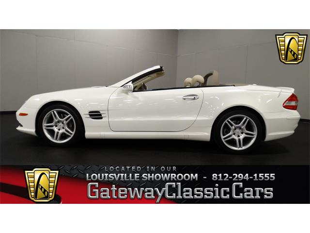 2008 Mercedes-Benz SL55 | 909809
