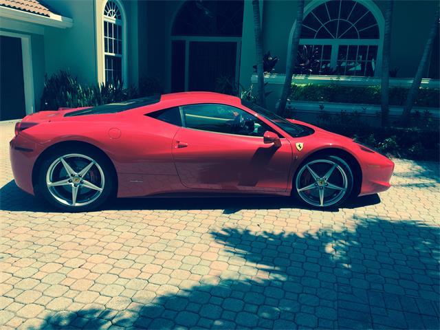 2011 Ferrari 458 | 900981