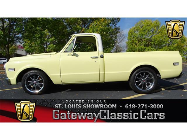 1972 Chevrolet C/K 10 | 909816