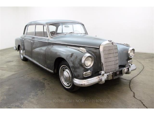1961 Mercedes-Benz 300D | 909824