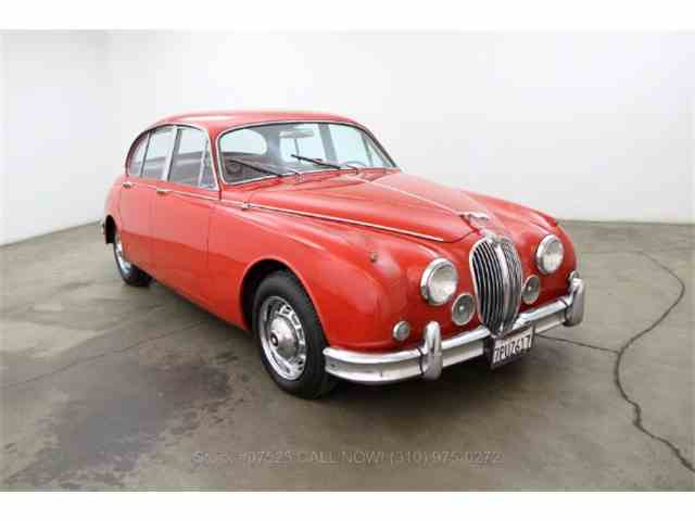 1960 Jaguar Mark II | 909826