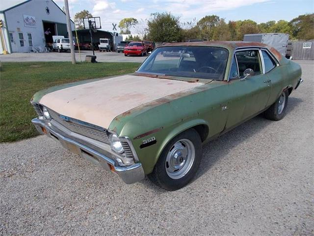 1972 Chevrolet Nova For Sale On Classiccars Com 33 Available