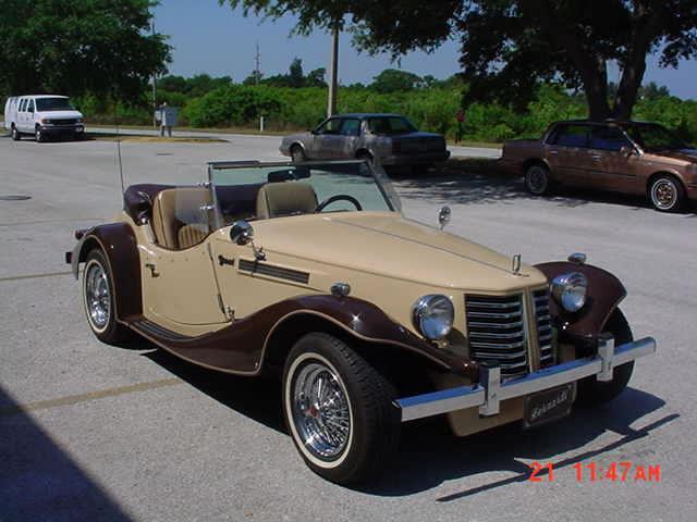1982 Bernardi Roadster | 900983