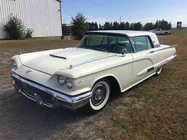 1958 Ford Thunderbird | 909835