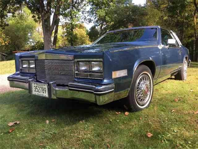 1985 Cadillac Eldorado | 909836