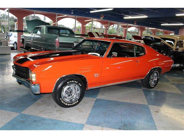 1971 Chevrolet Chevelle | 909843
