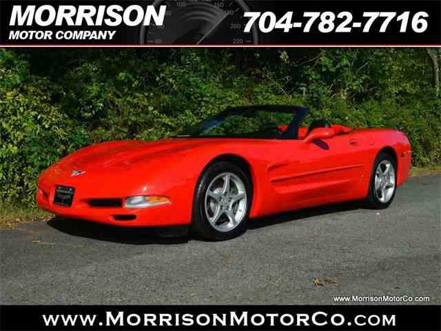 2003 Chevrolet Corvette | 909856
