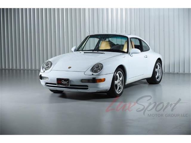 1997 Porsche 993 Carrera 2 Coupe | 909862