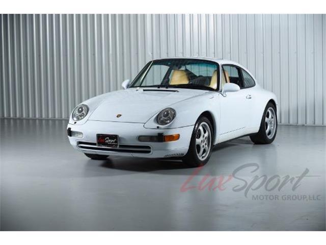 1997 Porsche 993 Carrera 2 Coupe | 909862