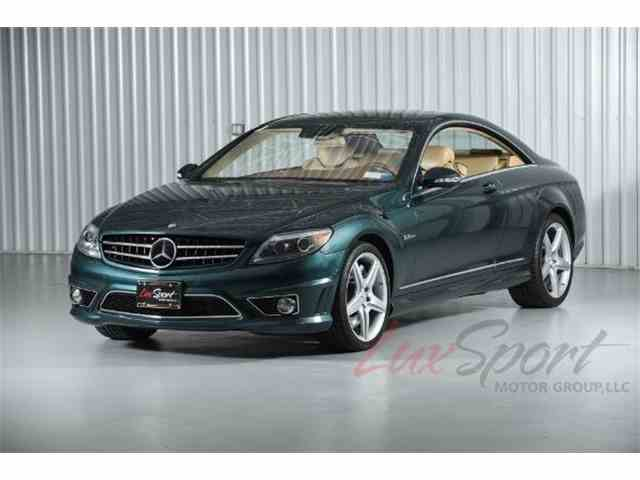2008 Mercedes-Benz CL63 AMG Coupe | 909863