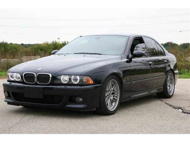 2003 BMW M5 | 909865