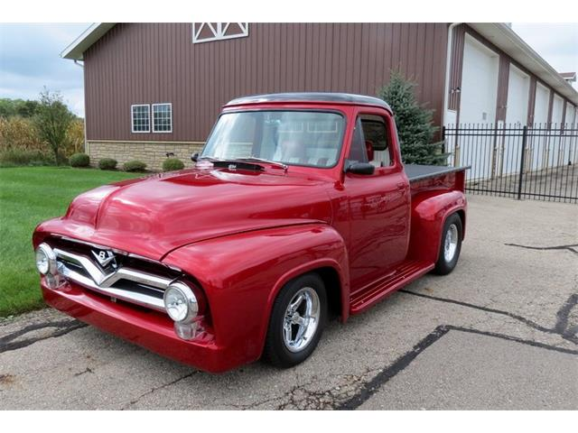 1955 Ford F100   909866