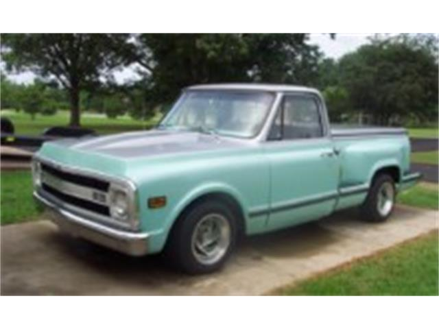 1969 Chevrolet C/K 10 | 900987