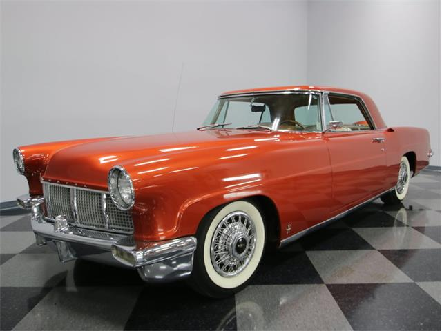 1956 Lincoln Continental Mark II | 909877