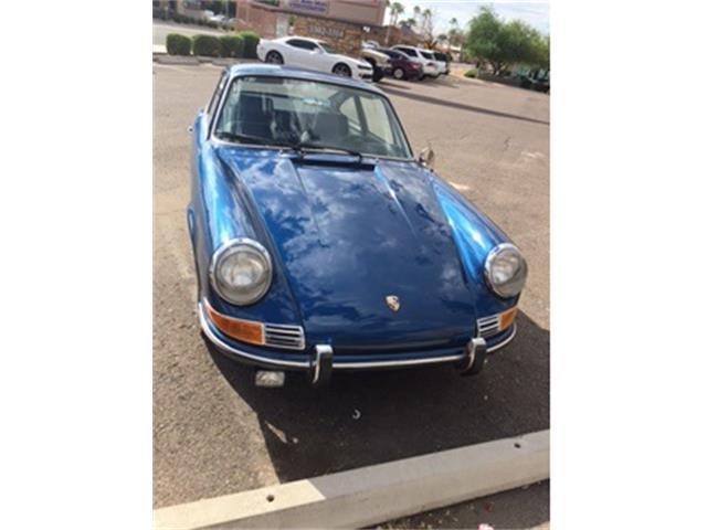 1966 Porsche 912   900988