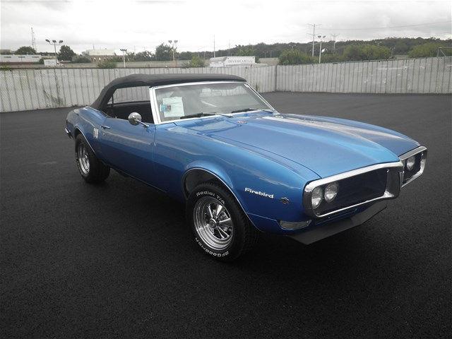 1968 Pontiac Firebird | 909886
