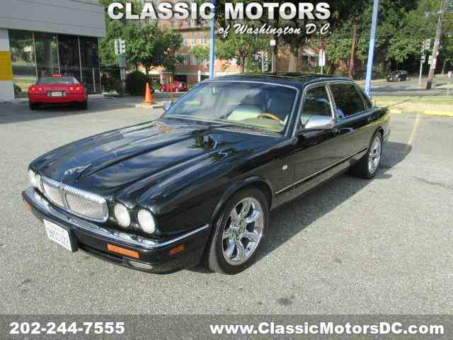 1995 Jaguar XJR | 909887