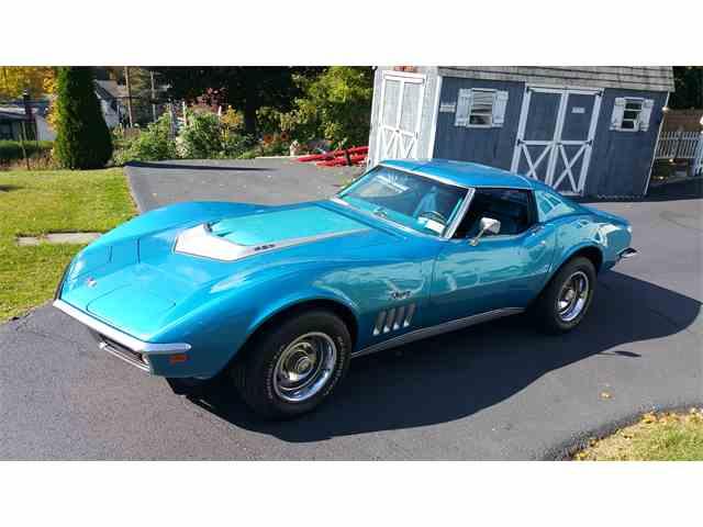 1969 Chevrolet Corvette | 909892