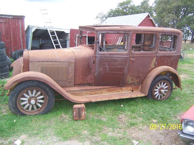 1931 Dodge 4-Dr Sedan | 909894