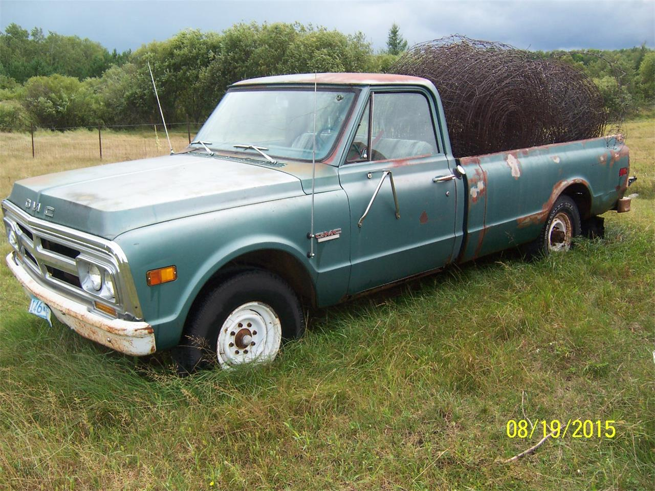 1969 Gmc Truck Classifieds For 1969 To 1971 Gmc Pickup 5 Available
