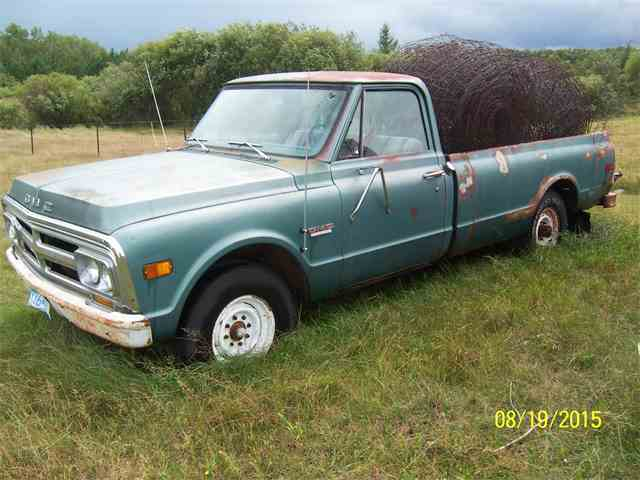 Picture of '70 3/4 ton Longhorn Pickup located in Parkers Prairie MINNESOTA Offered by Dan's Old Cars - JI2V