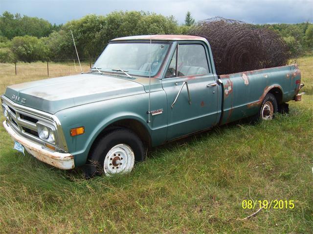 1970 GMC 3/4 ton Longhorn Pickup | 909895