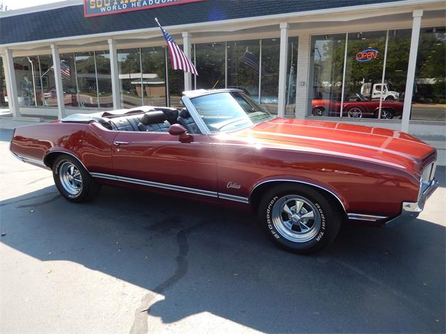 1970 Oldsmobile Cutlass Supreme | 909898