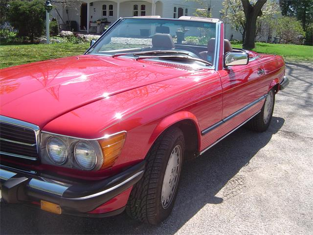 1987 Mercedes-Benz 560SL | 909902