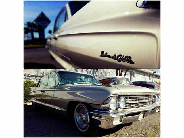 1962 Cadillac Sedan DeVille | 909905
