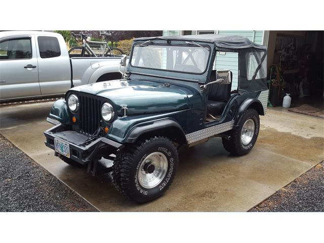 1965 Jeep CJ5 | 900992