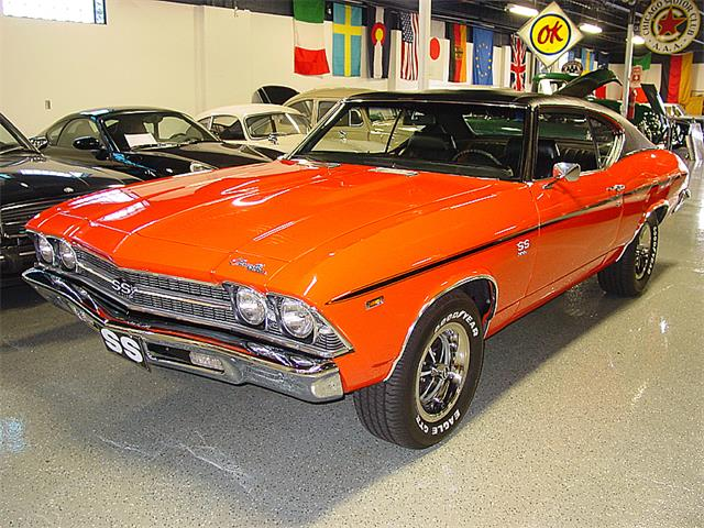 1969 Chevrolet Chevelle | 909923