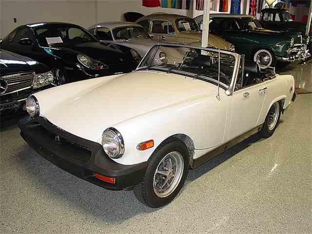 1978 MG Midget | 909925