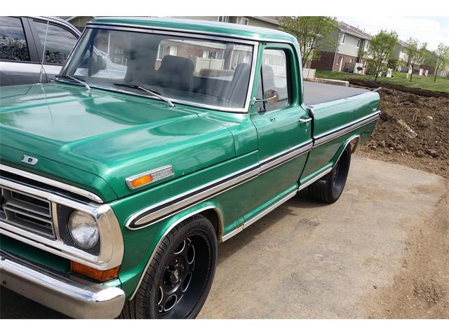 1972 Ford F100 | 909926