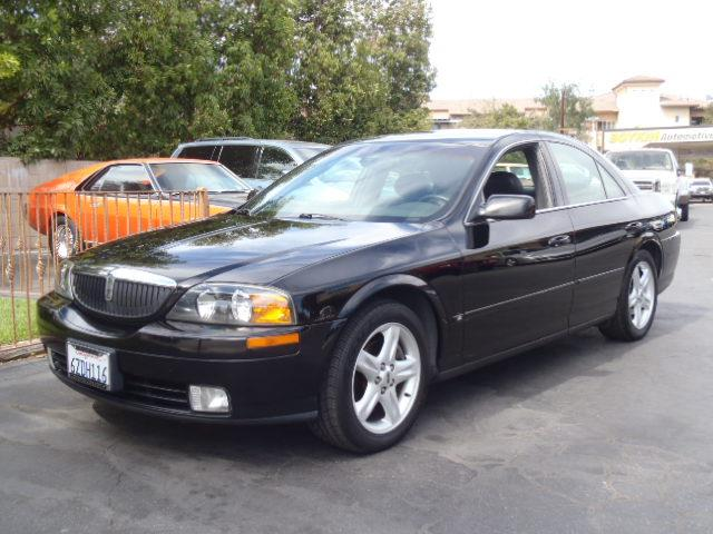 2001 Lincoln LS | 909930