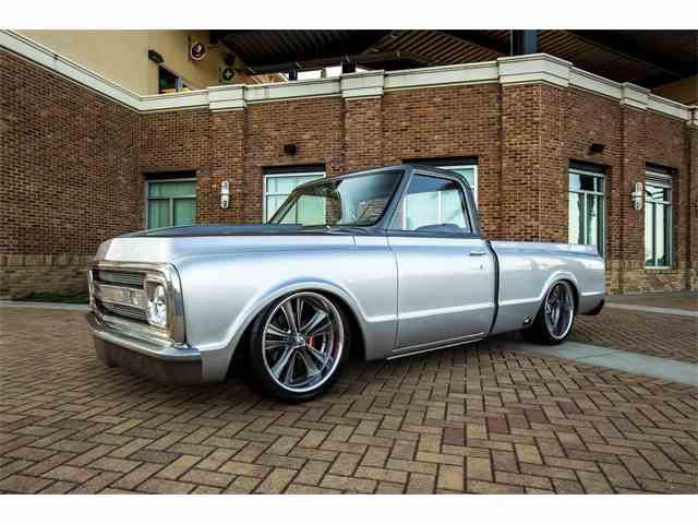 Picture of Classic 1970 C/K 10 located in Pensacola FLORIDA - $59,900.00 Offered by Velocity Restorations - JI3Y