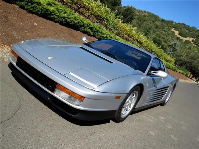 1991 Ferrari Testarossa | 909945