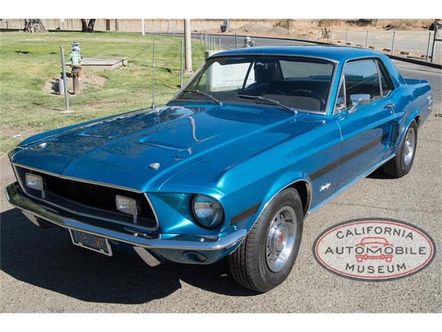 1968 Ford Mustang GT/CS (California Special) | 909946