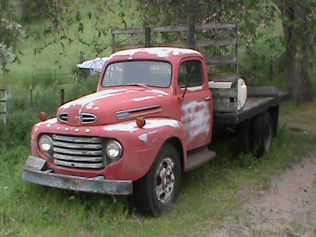1948 Ford F6 | 909948